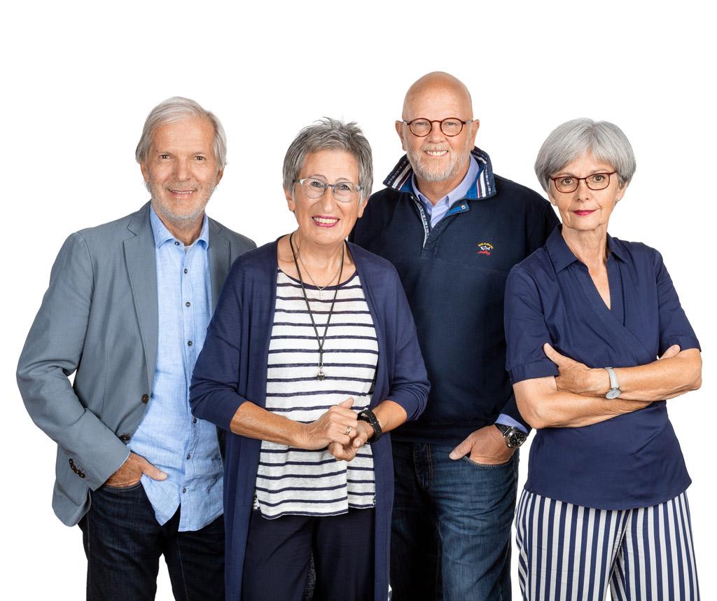 Vorstand des Hospizvereins Viersen